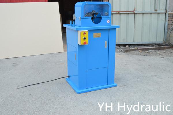 macchina per smussare i tubi idraulici